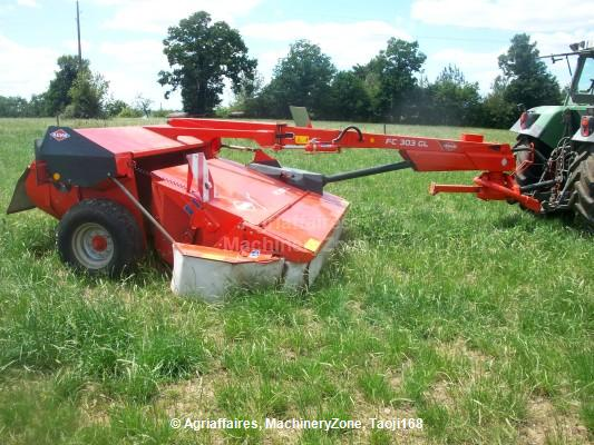 Used Mower conditioners For Sale - Agriaffaires