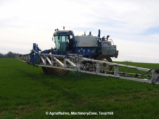 Used Self-propelled sprayers For Sale - Agriaffaires