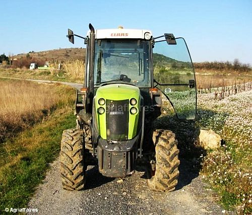 Used Vineyard tractors For Sale - Agriaffaires