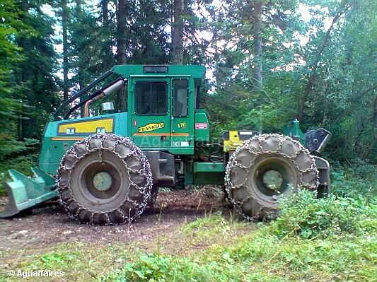 Used Skidders For Sale - Agriaffaires