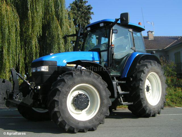 Used Farm Tractors For Sale - Agriaffaires