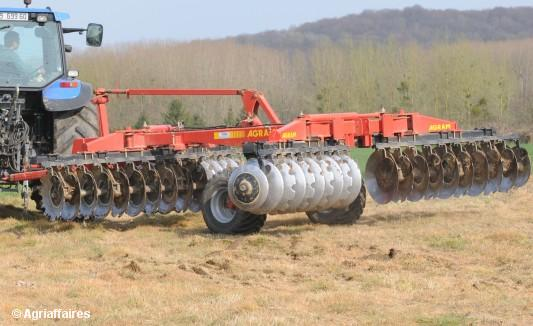 Disc, tine & tillage equipment