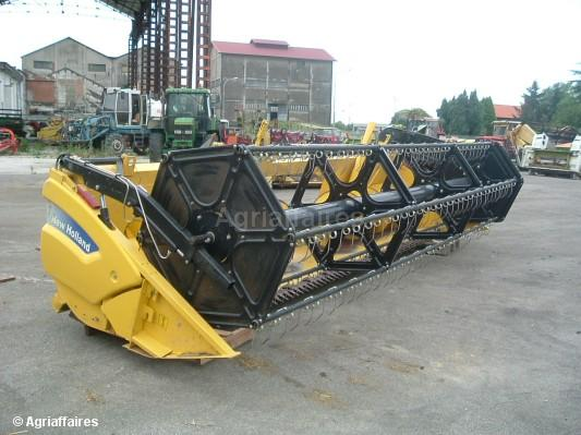 Cutting bar for combine harvester