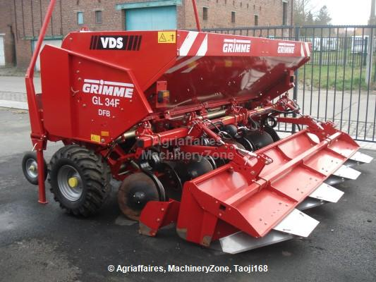 Used Potato Planters For Sale Agriaffaires