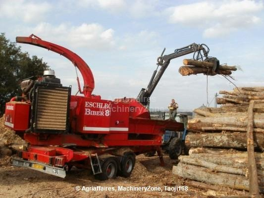Used Wood chippers / Grinders For Sale - Agriaffaires
