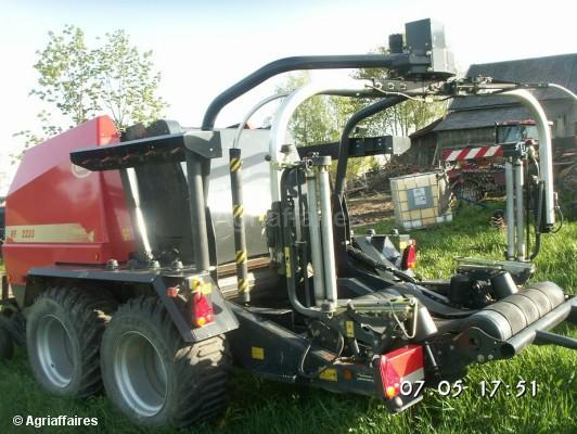 Used Baler wrapper combinations For Sale - Agriaffaires