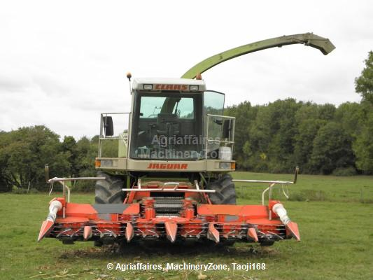 Forage Harvester and Accessories